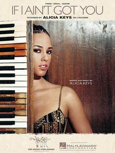 If I Aint Got You - Alicia Keys Free Piano Sheet Music