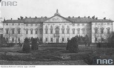 Pałac Krasińskich, 1925.