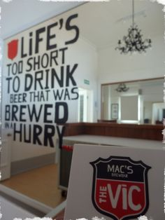 The Vic Brewbar Photo Gallery - Nelson New Zealand