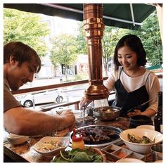 FROM A TO B | SEOUL | 003 {Best BBQ ever at hongdae} #seoul #hongdae #bbq #travel #foodpic #food #vscocam