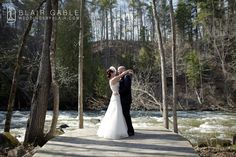 The Mill's grounds provide a stunning location for your ceremony in any season.