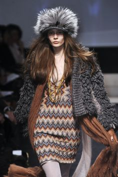 Missoni at Milan Fashion Week Fall 2009 - StyleBistro
