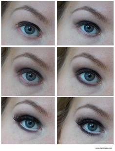 Easy black smokey eye with two products | Charlotta Eve