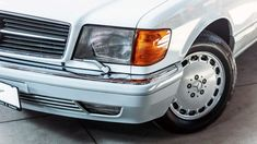 Mercedes W126, Mercedes Benz 500, S Class, Cutaway