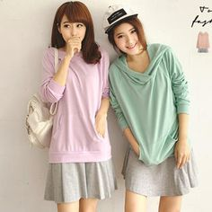 Buy 'Tokyo Fashion – Mock Two-Piece Hooded Dress' at YesStyle.com plus more Taiwan items and get Free International Shipping on qualifying orders.