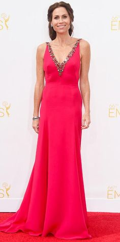 Emmy Awards 2014 Red Carpet Photos - Minnie Driver - from InStyle.com