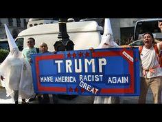Self Described Racist Trump Supporter Calls in @Thom_Hartmann program