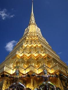 Wat Phra Keaw IV Thailand