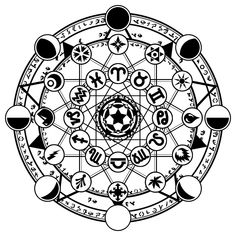 Zodiac Circle - CAZ Style by Hakuso-Nouvan on DeviantArt