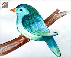 Easy Painting For Kids, Drawing For Kids, Easy Paintings, Whale, Drawings, Animals, Whales, Animales, Animaux