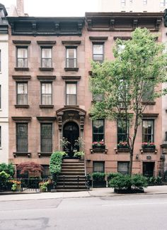 Visit our site to learn about Murray Hill luxury neighborhoods history, schools, & dining where we offer homes, apartments, & townhouses for sale/rent. Manhattan Neighborhoods, Nyc Real Estate, Empire State Building, Townhouse, Brick, Restaurants, The Neighbourhood, Blues, Shops