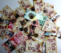 Canadian Money – Breeze Successful - All About My Money, Money Tips, How To Make Money, Sales And Marketing, Internet Marketing, Canadian Coins, Money Images, Jackpot Winners, Finance
