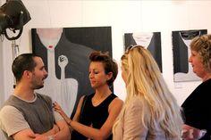 http://www.indiegogo.com/projects/wonderwall  http://sarazanocchio.com  https://www.facebook.com/sara.zanocchio?fref=ts