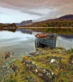 Lough Leanne, Co Kerry, Ireland