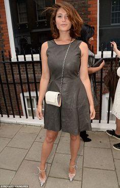 How gorgeous is Gemma Arterton - curvy, natural, beautiful. Hottie.