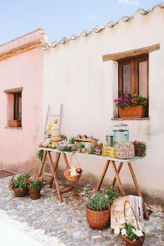 Sardinian village destination wedding decor: Photography: Marta Guenzi - http://martaguenziphotographer.com/en/