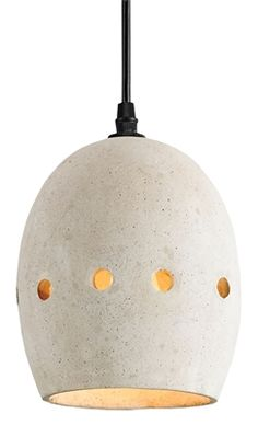 Amigo Pendant -naturally minded and simple in form, this pendant is reminiscent of earthen pottery