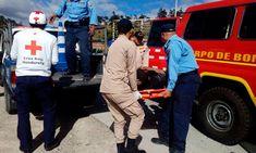 Un muerto y varios heridos dejó accidente de autobús en Honduras