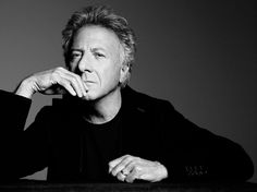 Dustin Hoffman, por Andrew MacPherson, 2009