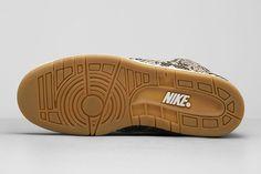 NIKE AIR PYTHON (GUM LIGHT BROWN) | Sneaker Freaker
