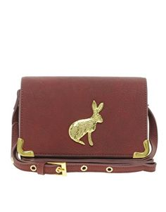 asos Rabbit Across Body Bag