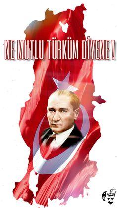 Başbuğ Mustafa Kemal Atatürk duvar kağıdı