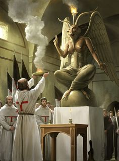 Templar Ritual by wraithdt on DeviantArt