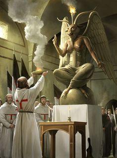 Templar Ritual by wraithdt.deviantart.com on @DeviantArt