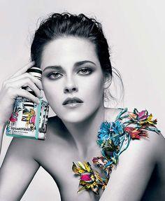 Kristen Stewart nude pictures Balenciaga Rosabotanica perfume :: Cosmopolitan UK