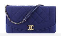 Chanel Jersey Flap Bag $3,500 via Chanel