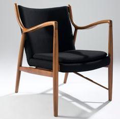 Replica Finn Juhl 45 Chair