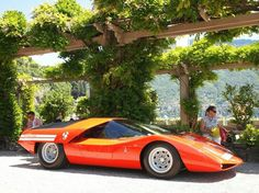 "doyoulikevintage: ""Fiat abarth 2000 scorpione """