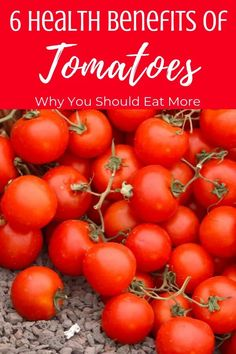 Health Benefits Of Tomatoes - Ariel Shanelle Tomato Benefits, Health Benefits Of Tomatoes, Health And Nutrition, Health And Wellness, Health Tips, Health Fitness, Healthy Living Tips, Healthy Habits