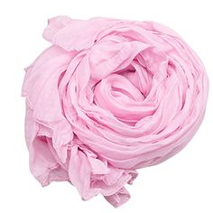 TopTie Women's Stylish Pleated Scarf Shawl Various Colors, Gift Idea - Pink TopTie http://www.amazon.ca/dp/B00S0VJUZW/ref=cm_sw_r_pi_dp_SatYwb1J8RQVE