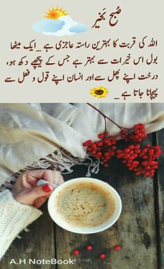 Good morning wishes images in urdu