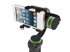 Smartphone and Gopro camera stabilizer Lanparte (Includes Gopro Mount)