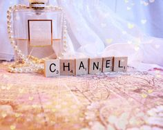 Chanel Romance Stretched Canvas