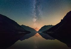 """This is Plansee in Austria. I was hoping to capture some shooting stars from the Perseids, but there wasn't much. It was a bit hazy and also quite a lot of light pollution, but it was an incredible, peaceful scenery nevertheless. A wonderful night at the lake. Check out the <a href=""""https://vimeo.com/136372886//"""">Timelapse Video</a>  <a href=""""http://www.blurb.com/user/store/hipydeus"""">book</a> I <a href=""""http://twitter.com/hipydeus"""">twitter</a> I <a href=""""http://vimeo.com/hipydeus"""">vimeo</a…"""
