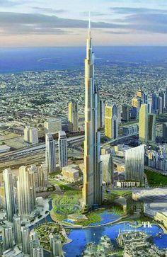 Dubai City Emiratos árabes