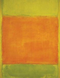 """"""" Mark Rothko, 1954 """""""