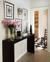 Small Entrance Halls On Pinterest Bedside Tables