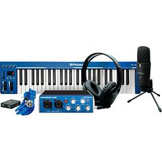 PreSonus AudioBox Music Creation Suite  sale price $160 @ Musicians Friend or Guitar Center will match