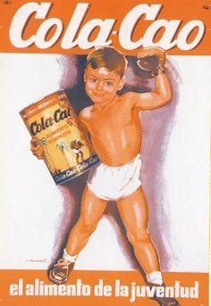 Cola-Cao 'El alimento de la juventud'