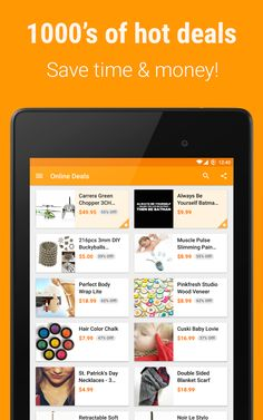 Amazon.com: Deal Drop - Daily Deals: Appstore for Android