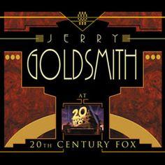 Jerry Goldsmith at 20th Century Fox - 6 CDS Limited Edition(Varèse Sarabande)