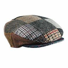 Patchwork Men's Hat