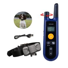 (Newest) SIZUAN Remote Controlled Dog training Collar, Rechargeable and Waterproof?400yd Remote Controlled shock E-collar for Dogs with Beep, Vibration and Shock Electronic Electric Collar *** Find out more about the great product at the image link. (This is an affiliate link and I receive a commission for the sales)