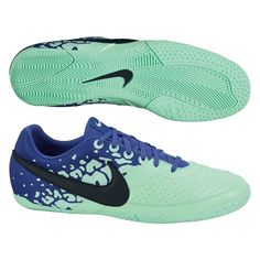 Nike5 Elastico Indoor Soccer Shoes.
