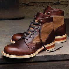 Wolverine 1000 Mile Whitepine Boot