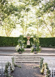 French inspired wedding at Beaulieu Garden | Photo by Jose Villa | Read more - http://www.100layercake.com/blog/?p=75449